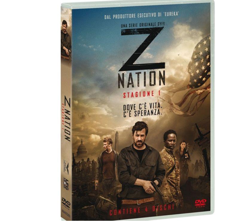 Foto di Vivastreet.it Dvd originali serie tv completa Z NATION 4 stagioni