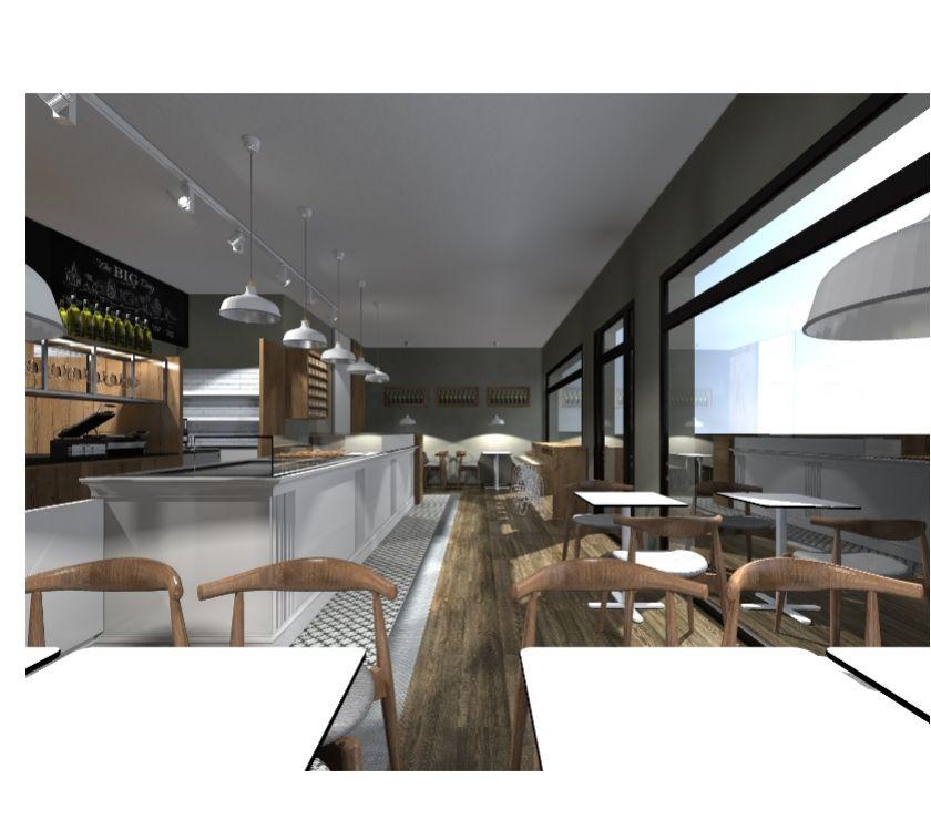 Foto di Vivastreet.it arredamento banco bar completo nuovo