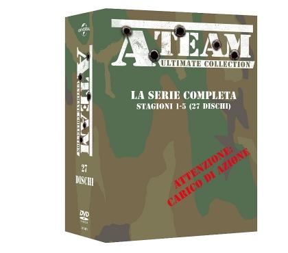 Foto di Vivastreet.it A-Team box originale delle 5 serie complete in dvd