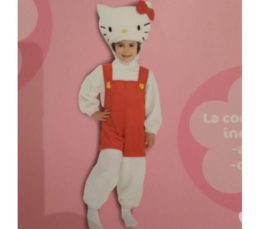 Foto di Vivastreet.it Vestitino Carnevale Hello Kitty Originale
