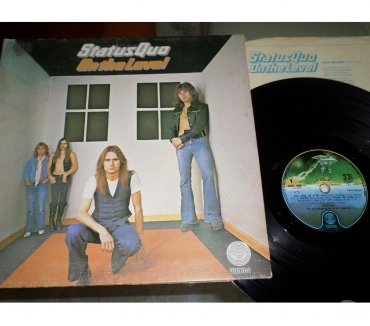 Foto di Vivastreet.it STATUS QUO - On The Level - LP 33 giri 1975 Gatefold