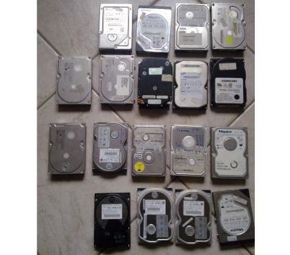 Foto di Vivastreet.it Hard disk per pc fissi da 3,5 Mod. Pata