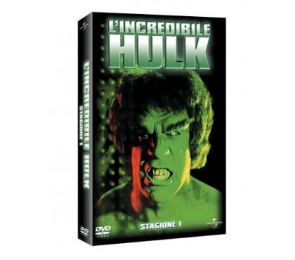 Foto di Vivastreet.it L'Incredibile Hulk la serie TV completa in dvd