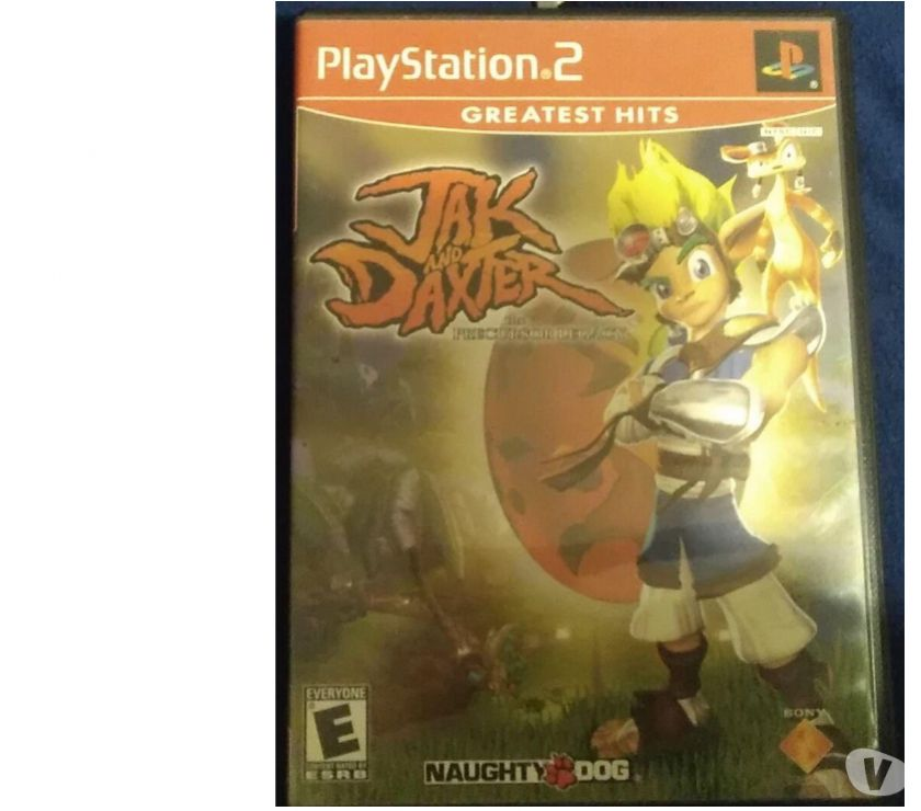 Foto di Vivastreet.it JAK AND DAXTER: THE PRECURSOR LEGAY gioco ps2