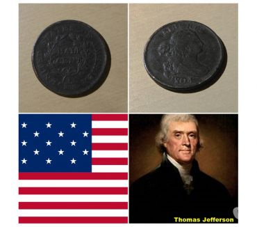 Foto di Vivastreet.it Stati Uniti - Half Cent 1804 ½ Cent.