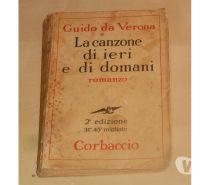 Foto di Vivastreet.it La canzone di ieri e di domani, Guido da Verona, 1932.