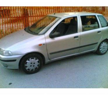 Foto di Vivastreet.it :Fiat punto 5 porte grigio metallizzato
