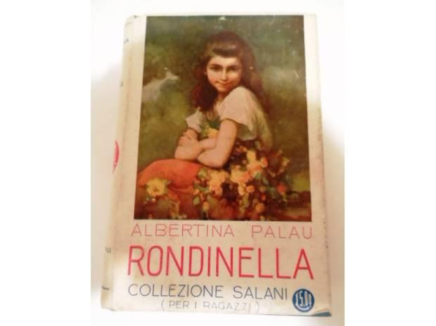 Foto di Vivastreet.it Rondinella, Albertina Palau, ill. C. Chiostri, 1928.
