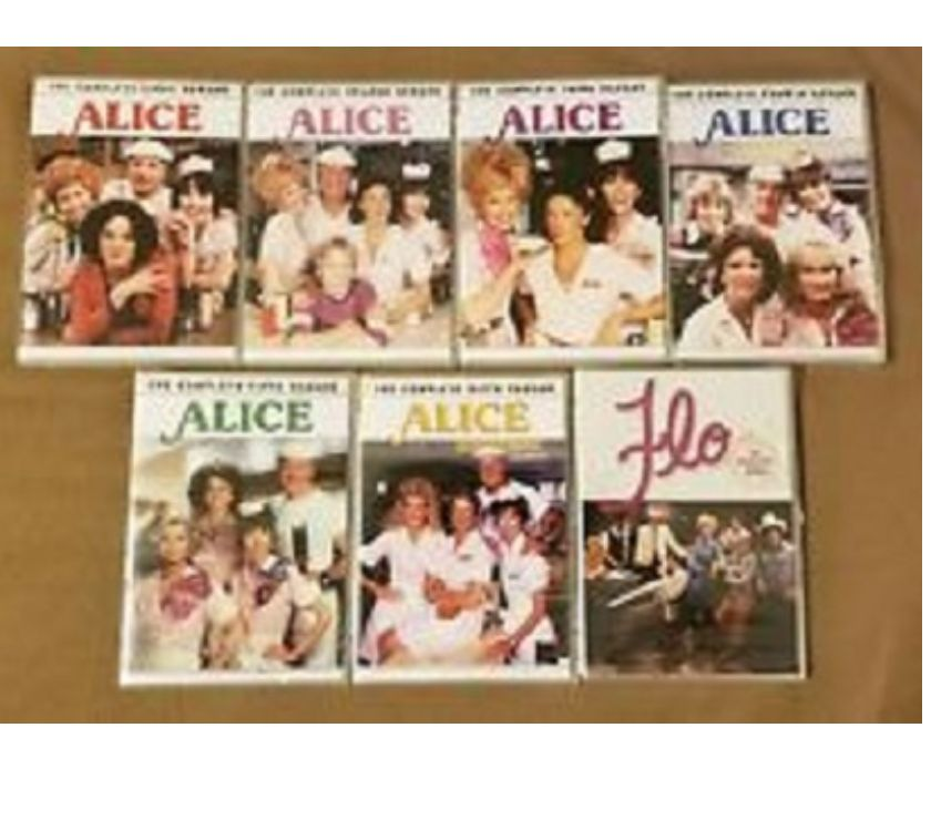 Foto di Vivastreet.it Dvd originali serie tv ALICE 6 stagioni
