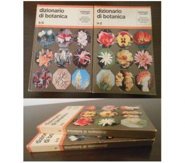 Foto di Vivastreet.it dizionario di botanica, 2 volumi, Ist. Geogr. De Agostini.