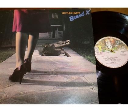 Foto di Vivastreet.it BRAND X - Do They Hurt ? - LP 33 giri 1980 Charisma Italy