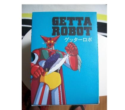Foto di Vivastreet.it Getta Robot tutte le 2 serie completa in dvd