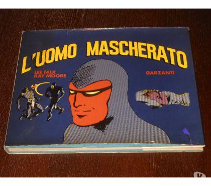 Foto di Vivastreet.it L'UOMO MASCHERATO, LEE FALK-RAY MOORE, Garzanti 1^ Ed. 1974.