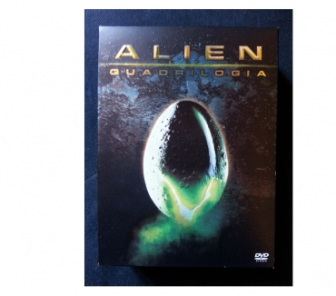 Foto di Vivastreet.it ALIEN COFANETTO DVD