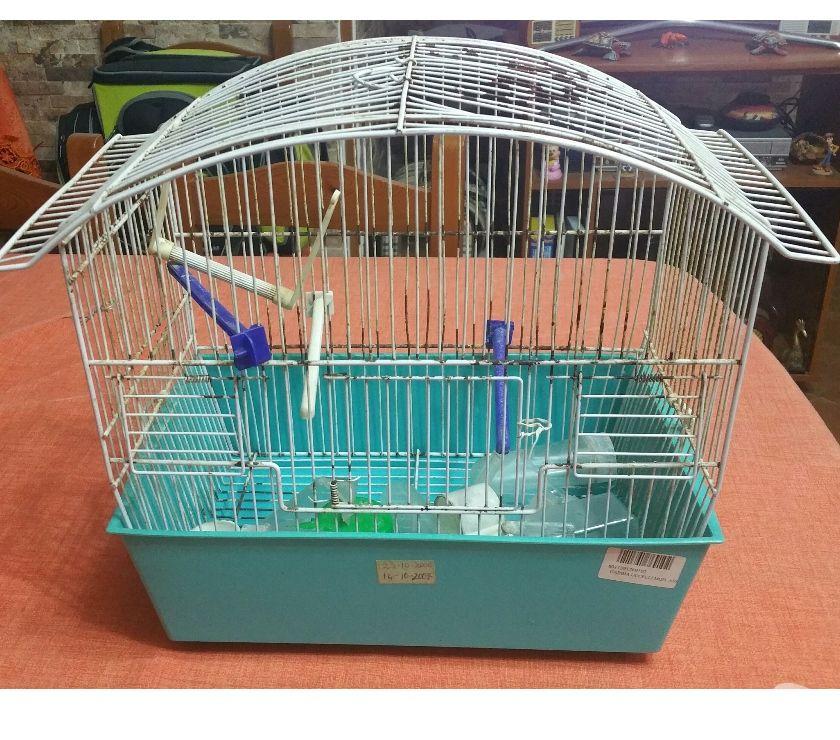Foto di Vivastreet.it Gabbia Per Uccelli Con Accessori