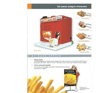Foto di Vivastreet.it friggitrice automatica senza odori usata