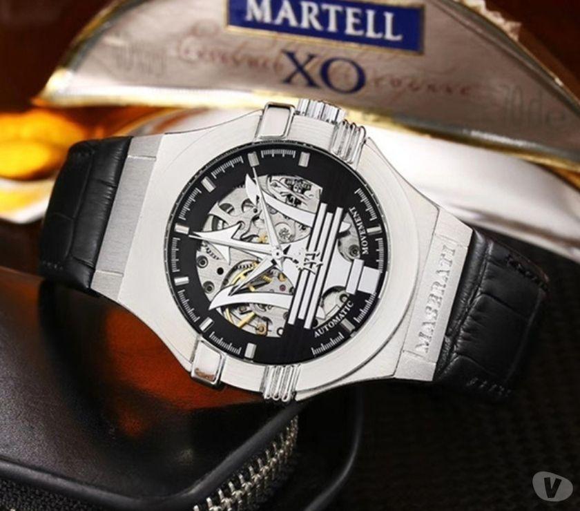 offerte gioielli e orologi Siracusa e provincia Rosolini - Foto di Vivastreet.it Orologio Meccanico Maserati