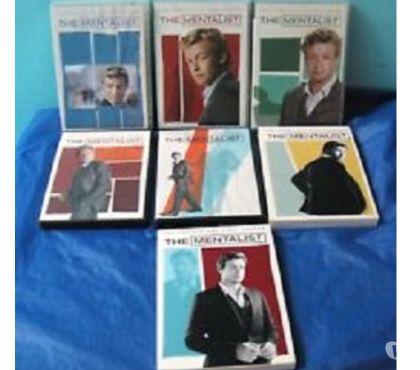 Foto di Vivastreet.it Dvd originali serie tv THE MENTALIST 7 stagioni