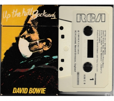 Foto di Vivastreet.it DAVID BOWIE - Up the Hill Backwards - RARA Cassette, Tape