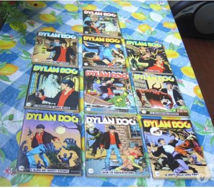 Foto di Vivastreet.it Dylan Dog originale prima edizione 1 2 3 4 5 6 7 8 9 10 !!!