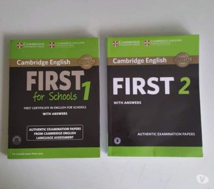 Foto di Vivastreet.it Cambridge English Official First Certificate English Officia