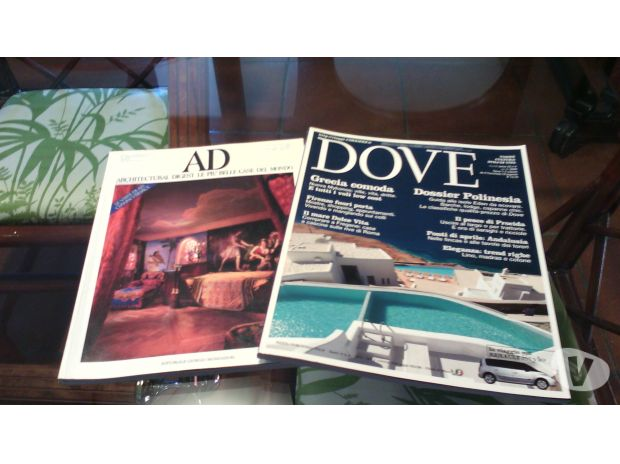 Foto di Vivastreet.it Riviste AD e DOVE