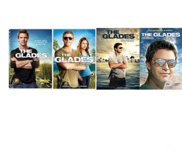 Foto di Vivastreet.it Dvd originali serie tv completa THE GLADES 4 stagioni