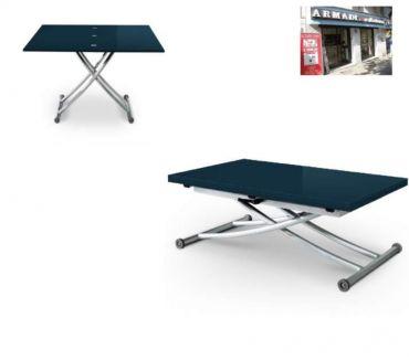 Foto di Vivastreet.it Tavolino trasformabile bessy blue-tavolini a roma
