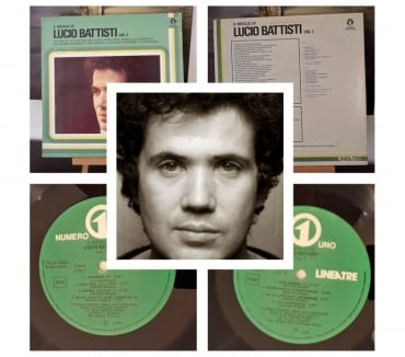 Foto di Vivastreet.it LUCIO BATTISTI, IL MEGLIO DI LUCIO BATTISTI VOL. 3, LP 1978.