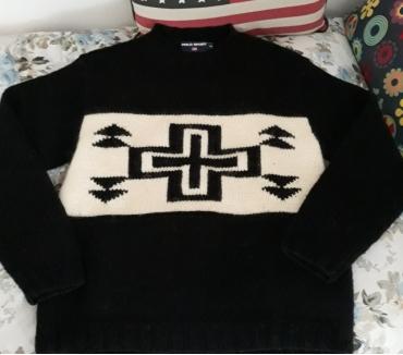 Foto di Vivastreet.it Polo sport maglione anni 90 lana alpaca