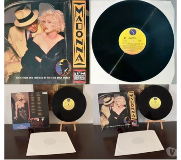 Foto di Vivastreet.it Madonna, I'M BREATHLESS, Lp Vinyl 33 Giri 12
