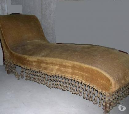 Foto di Vivastreet.it divano dormeuse antico Liberty, chaise longue antica