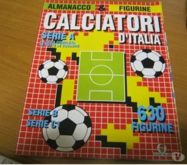 Foto di Vivastreet.it Album Calciatori edizione Vallardi 1989-1990