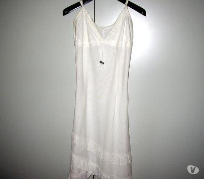 Foto di Vivastreet.it abito bianco lino stile positano