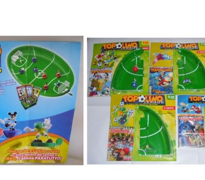 Foto di Vivastreet.it Gadget Topolino n°2840-44 TOPOLINO LEAGUE