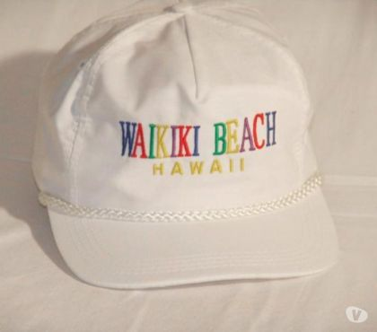 Foto di Vivastreet.it Cappello Sportcap, 'Waikiki Beach - Hawaii'