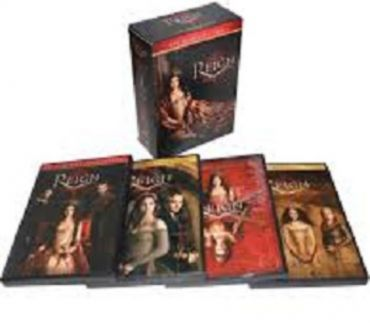 Foto di Vivastreet.it Dvd originali serie tv completa REIGN 4 stagioni