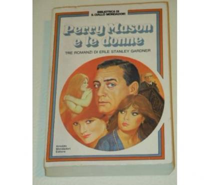 Foto di Vivastreet.it Perry Mason e le donne, TRE ROMANZI DI ERLE STANLEY GARDNER