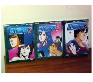 Foto di Vivastreet.it City Hunter tutte le serie complete in box dvd dynit