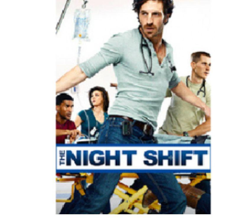Foto di Vivastreet.it Dvd originali serie tv completa THE NIGHT SHIFT 4 stagioni