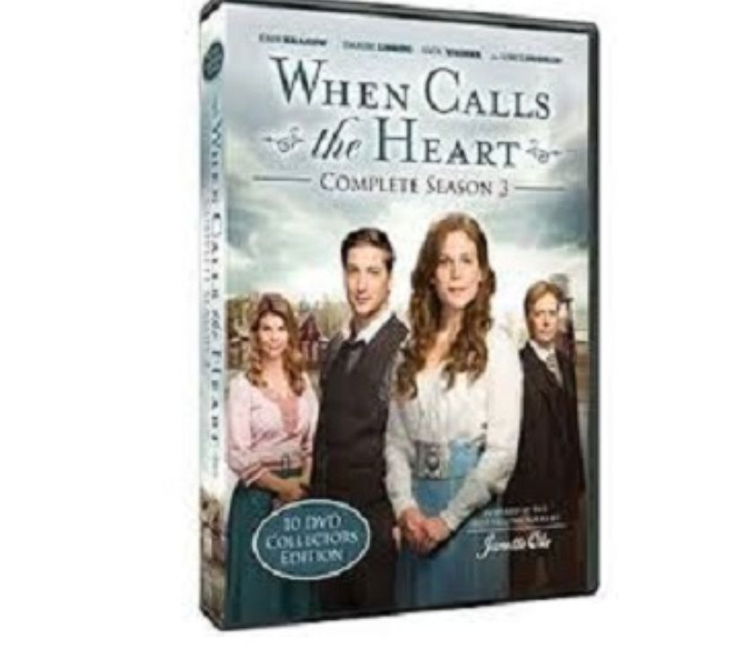 Foto di Vivastreet.it Dvd WHEN CALLS THE HEART - QUANDO IL CUORE CHIAMA 4 stagioni