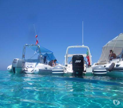 Foto di Vivastreet.it gommoni usati privati infilate boat