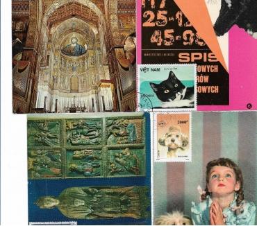 Foto di Vivastreet.it 196494 n 10 Cartoline tipo Maximum sottodescritte