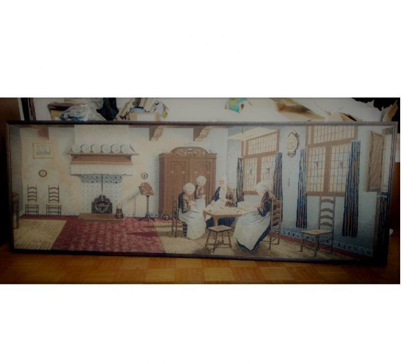 oggetti d'antiquariato e modernariato Asti e provincia Asti - Foto di Vivastreet.it Arazzo da parete incorniciato 170 x 60