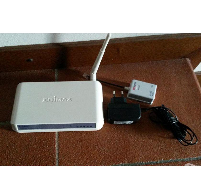 Foto di Vivastreet.it Modem router per linee ADSL2 Edimax Wi-fi 802.i