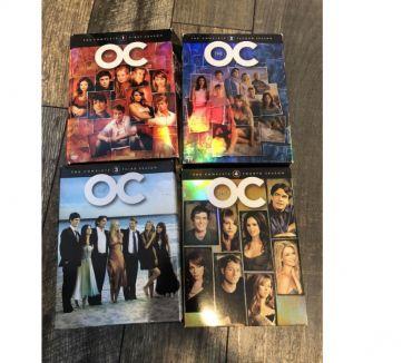 Foto di Vivastreet.it Dvd originali serie tv completa THE O.C. 4 stagioni