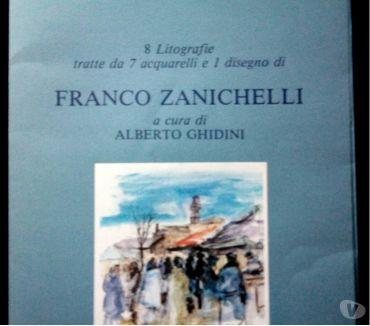 Foto di Vivastreet.it Correggio città e mercati litografie Zanichelli.