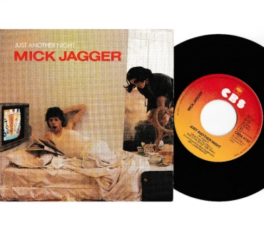 Foto di Vivastreet.it MICK JAGGER - Just Another Night - '7 45 giri 1985