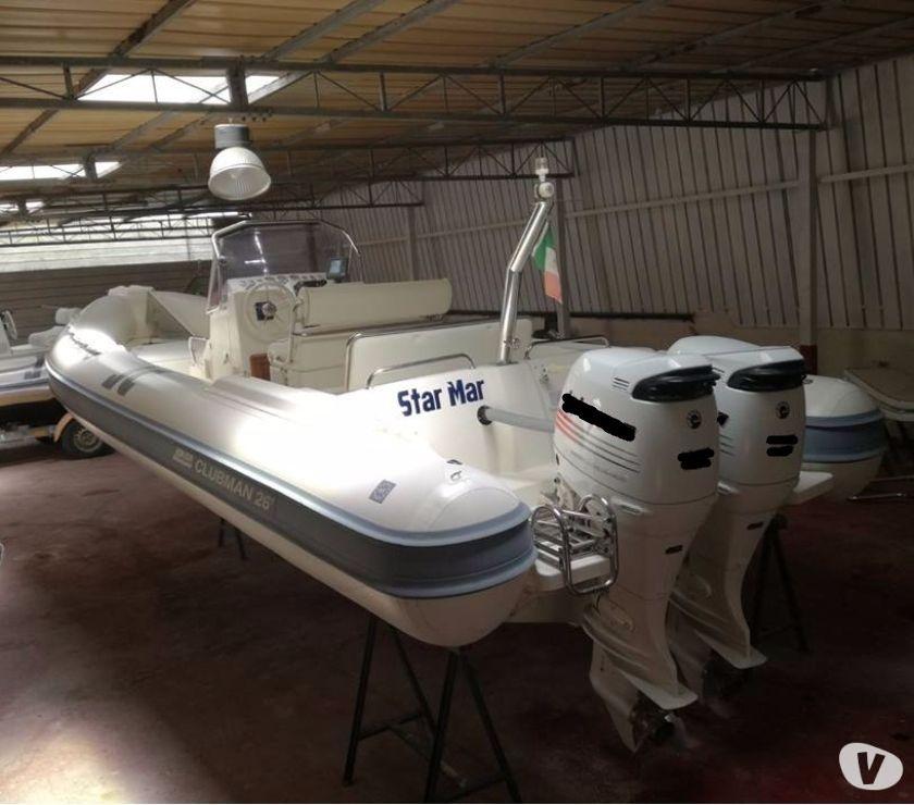 Foto di Vivastreet.it gommone joker boat clubman 26 2x4t cv140