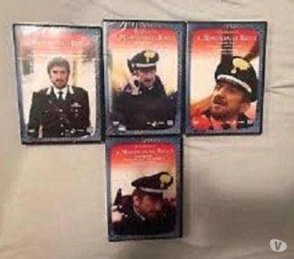 Foto di Vivastreet.it Dvd originali serie tv IL MARESCIALLO ROCCA 6 stagioni